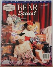 BEAR Special Collector's Edition. Patterns Instruct. *SEE MAGAZINE OFFER* (F302)