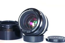 【NEAR MINT!!】Nikon Ai Nikkor 50mm f1.2 Standard MF AI Lens From JAPAN