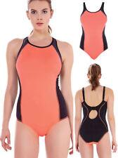 Freya Patternless Swimming Costumes for Women