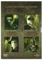 Classic Monster Collection n. 4 DVD ITA in Cofanetto. Universal