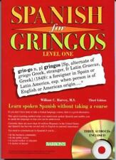 Spanish for Gringos : Level One by William C. Harvey (2008, Mixed Media,...