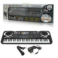 61 Keys Digital Electronic Music Keyboard Piano Organ Electric Instrument FZ