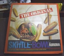 VINTAGE SEALED NOS 1970 SKITTLE BOWL ACTION BOWLING GAME BY AURORA