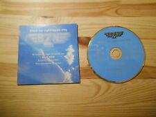 CD Pop BZN - Where The Nightingales Sing (2 Song) MCD MERCURY * cardboard sleeve