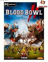 Blood Bowl 2 STEAM PC Key Download Code Neu Blitzversand