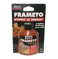 FRAMETO 90ML TRAITEMENT ANTI ROUILLE STOP LA ROUILLE SUR TOUS METAUX FERREUX