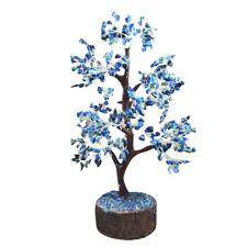 "Lapis Lazuli 300 Gemstone Tree Size - 12-13"" Chakra Healing Meditation Crystal"