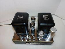 McIntosh Mc-30 Tube Monoblock Power Amplifier
