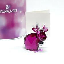 Swarovski Disco Mo, Ball Hat Cow Fuchsia Crystal Authentic NEW 5003403