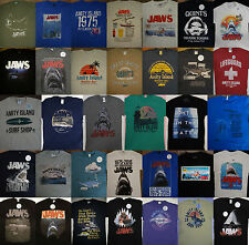Jaws Movie Great White Shark T-Shirt