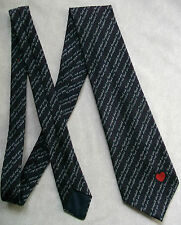 Harefield trapianti fiducia Tie Retrò Vintage 1980 S 1990 S
