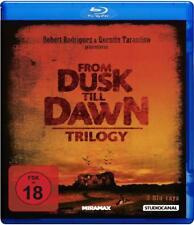 From Dusk Till Dawn 1-3 - Trilogy  BOX (Teil 1 2 3 Trilogie) [Blu-Ray] NEU OVP