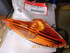 GENUINE HONDA  XL125V VARADERO  LEFT HAND REAR  FLASHER ASSY  33650-KPC-641