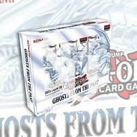 GHOSTS FROM THE PAST MINI-BOX | 3 PACKS PER BOX YuGiOh Presale 04/16/2021