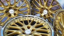 ⚠ 9Jx19 ET33 BBS Speedline VW RS gold S5 A6 5x112 Audi A4 Golf 66,5 mm 8T0601025