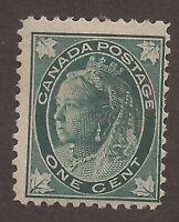 CANADA #67 MINT