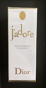 Dior J'adore EDP Eau De Parfum Roller-Pearl ~20ml Brand New 100% Authentic