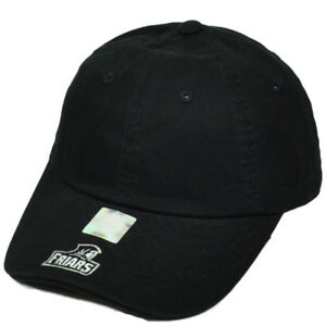 NCAA Providence Friars College Flambam Womens Ladies Black Hat Cap Relaxed