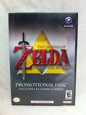 Nintendo Gamecube LEGEND OF ZELDA COLLECTORS EDITION Brand New Factory Sealed Y