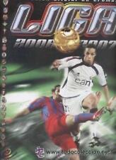 Album de futbol 2006/07 ESTE - 465 cromos (34 fichajes, 35 colocas, 24 bajas)