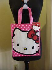 Hello Kitty Small tote Bag Sanrio/Vandor 10X12