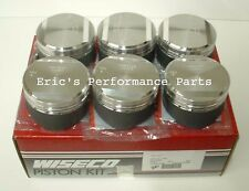 Wiseco K578M865AP Pistons for Nissan RB25DET 86.5mm x 8.4:1 R32 R33 RB25