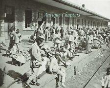 Marshal Wu Pei Fu Boy Soldiers Chihli Army Chinwantao 1924 3 Page Photo Article