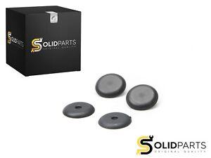 2x ORIGINAL S-P Universal Gurtstopper Sicherheitsgurt Clip Schwarz