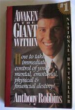 Awaken the Giant Within: how to take immediate con