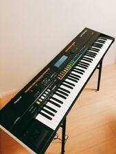 Roland Jupiter-50 Keyboard Synthesize From Japan