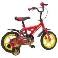 Children's 12 Inch Fire Rescue Bike