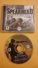 Medal of Honor: Allied Assault Spearhead Expansion Pack (PC, 2002, Jewel Case)
