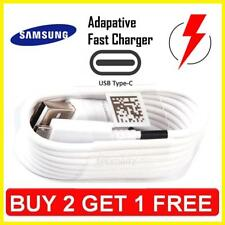 Samsung Galaxy S8, S9, Plus A5 2017 / A3 2017 Fast Charger USB Data Cable Lead