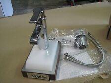 Kohler Designer Waschtisch Armatur Artikel 10860D CP Inkl. Exzenter Ablauf Great Ideas