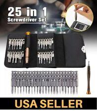 25 in 1 Repair Tool Screwdriver Kit For MacBook Pro Air Retina 1.2 P5 Battery Y