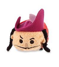 USA Authentic Disney Store Captain Hook Tsum Tsum Mini Plush Peter Pan US Tsum