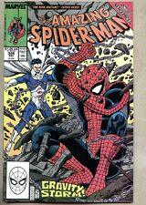 Amazing Spider-Man #326-1989 vf Colleen Doran Graviton Kingpin