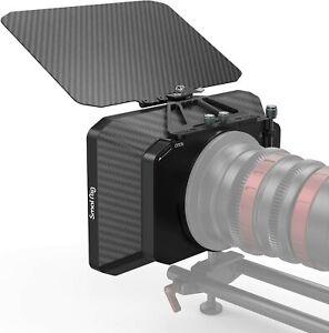 SMALLRIG Lightweight Matte Box for Mirrorless DSLR Cameras