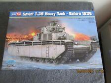 1/35  HOBBYBOSS   SOVIET  T-35  HEAVY TANK BEFORE 1938  rrp£55   (83842)    998g