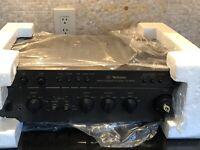 New Box Audiophile SU-8080 Matsushita Technics Stereo 220V Integrated Amplifier