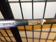 """Wilson Hammer 5.2 Classic Tennis Racquet 95 head System Strung Racket PWS 4 1/4"""""""