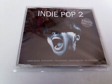 "CD SINGLE ""INDIE POP 2"" CD SINGLE 5 TRACKS COMO NUEVO PETER MURPHY THE STONE ROS"