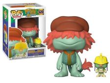 Funko POP! TV - Fraggle Rock #520 Boober with Doozer NEW UK STOCKIST OFFICIAL