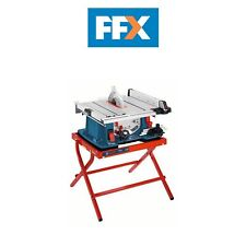 Bosch GTS10XC + GTA6000 110v 10in Professional Table Saw and Stand