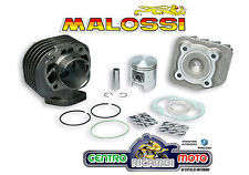 GRUPPO TERMICO MALOSSI CILINDRO Ø47 ghisa spinotto 12 - KYMCO AGILITY R16 50 2T
