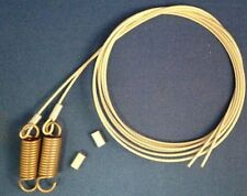 Volkswagen VW Convertible Top Cables + Springs: Beetle, Rabbit, Cabriolet,  Ghia