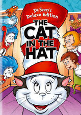 The Cat in the Hat (1971 Animated) (Dr. Seuss) (Deluxe Edition) DVD NEW
