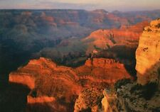 Just Before Sunset,The Battleship,Inner Gorge in Grand Canyon, Postcard A21