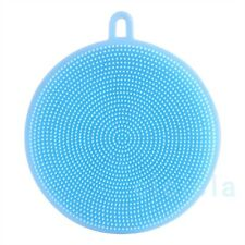 Magic Multifunction Silicone Kitchen Antibacterial Cleaner Dish Washing Scrubber