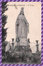Carte Postale - St GENIE-de-COMOLAS - la vierge